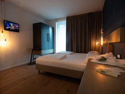 Hotel Glocal Torbole for travel lover - Bella 1